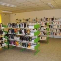 Bibliothèque de Crespières